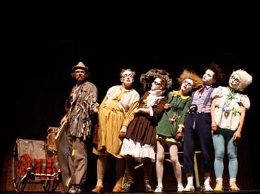 spectacle,clown,russie,théâtre,paris,découverte,échange,humour,humain