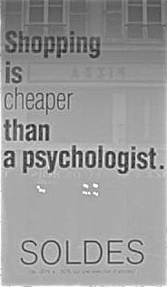 psychologie,achats,fringues,soldes,attitude,réflexion,partage,humain