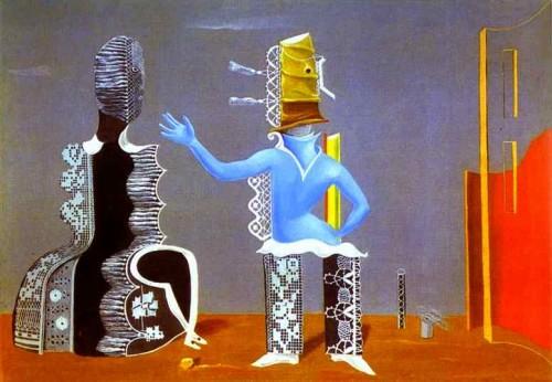 art,peinture,collage,surréalisme,poésie,max ernst,rêve,partage,humain