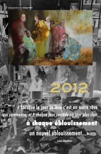 art,danse,peinture,partage,voeux,nouvelle année,amitié,amour,vie,humain