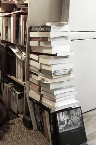 Quelques livres  a lire au pied du lit. Henri Zerdoun.jpg