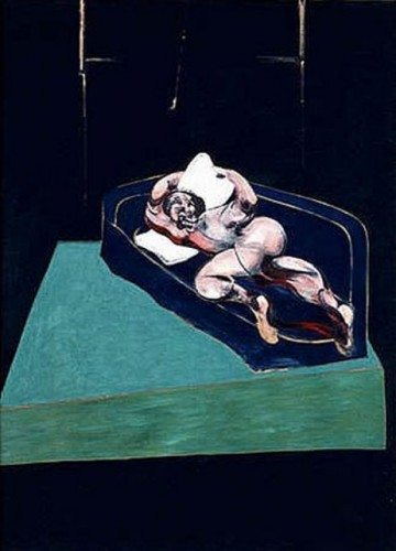 Francis bacon - Figure in a room.jpg