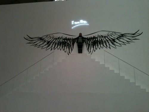 art,exposition,paris,moataz nazr,envol,liberté,sensation,partage,humain