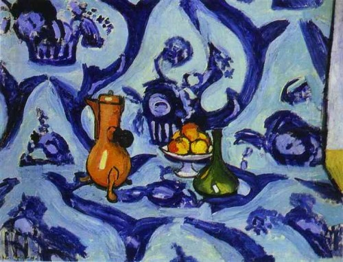 Henri Matisse - Blue Table-Cloth.JPG