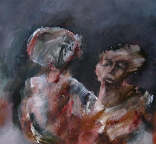 art,peinture,écriture,émotion,rencontre,découverte,humain
