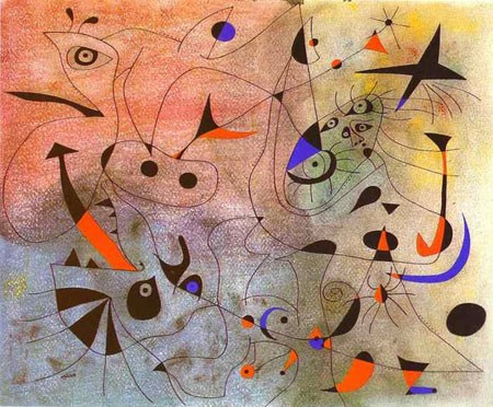 20 JOAN MIRO. CONSTELLATION THE MORNING STAR.jpg