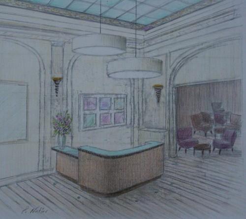 art de vivre,projet,hôtel,roubaix,nord,décoration,humain