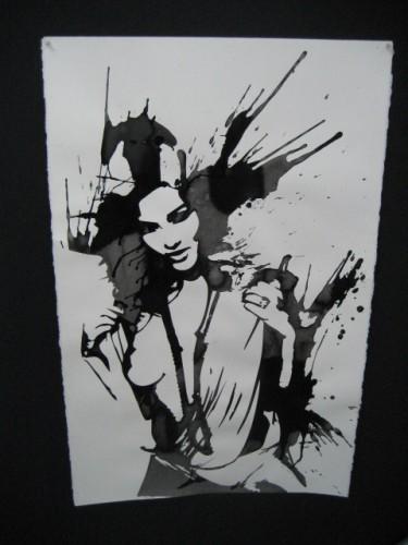 art,image,kendell geers,violence,regard,conscience,présence,humain